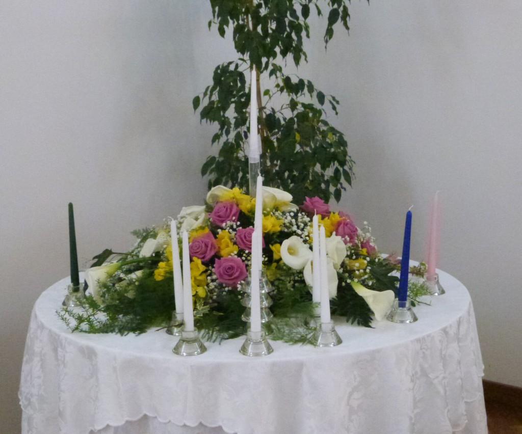 Tavolo delle Candele